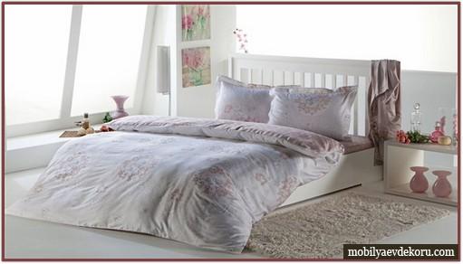 yatak ortusu nevresim takimlari mobilyaevdekoru com 46 Yatak Örtüsü Nevresim Takımları
