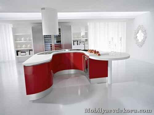 mutfak dekorasyonu 1304174415 Amerikan Mutfak Modelleri