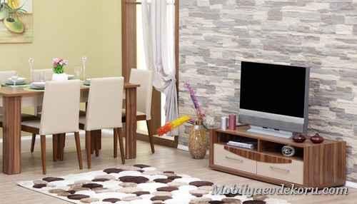 Alyans Plazma VS1 00 Kilim Mobilya Lcd Tv Ünite Modelleri Ve Fiyatları
