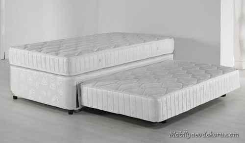 Baza ve yataklar mobilya dekorasyon ev dekorasyon for Divan gigogne