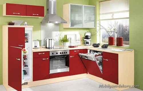 mutfak dekorasyonu 5 Mutfak Dekorasyonları