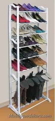 Ayakkabılık modelleri