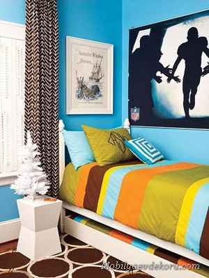 Çocuk odası duvar renkleri 2014