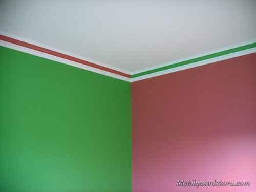 En güzel boya badana renkleri