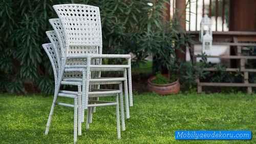Bahçe Sandalyeleri