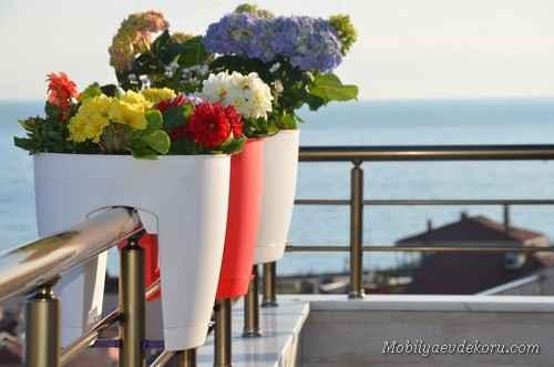 Balkon Ve Bahçe Aksesuar Modelleri