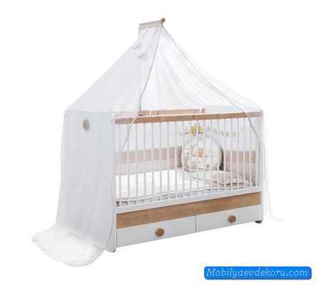 Bebek Odalarına Özel Cibinlikler