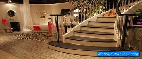 İç Mekan Merdivenleri