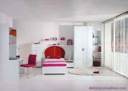 Genç Odası Modelleri-8