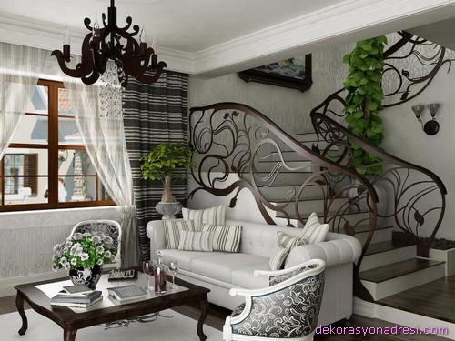 Mükemmel ev dekorasyonları-8