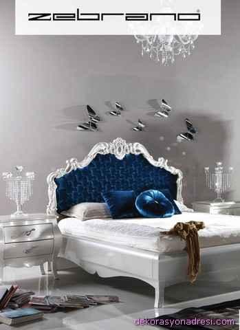 Zebrano Yatak Odası-12