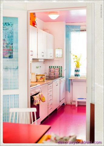 renkli ev dekorasyonları-10