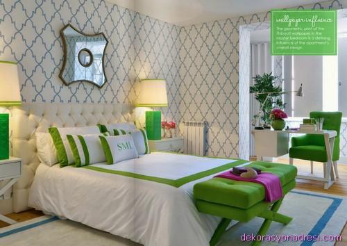 renkli ev dekorasyonları-3