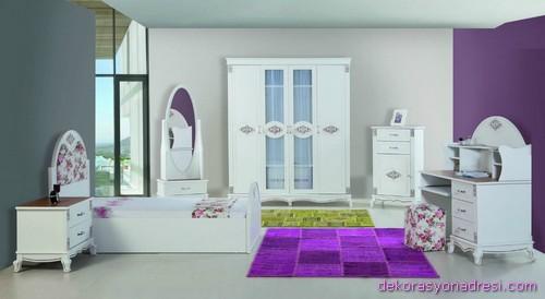 Berke mobilya genç odası modelleri-11