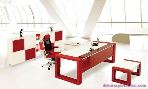 Ofis Mobilya Modelleri-11