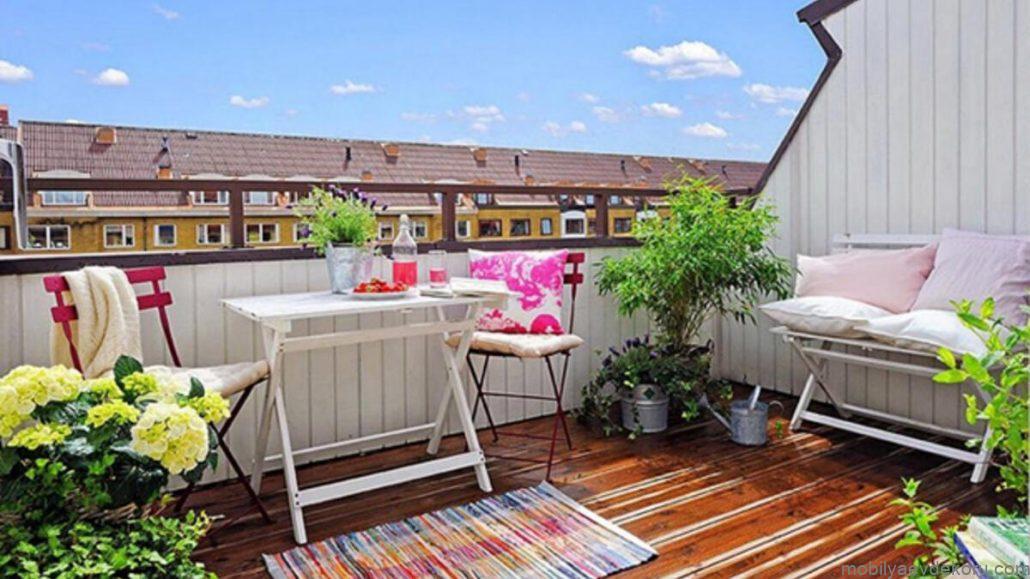 balkon ve teraslarda keyif koseleri icin harika oneriler 1
