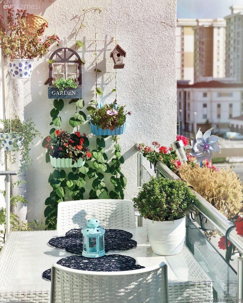 balkon ve teraslarda keyif koseleri icin harika oneriler